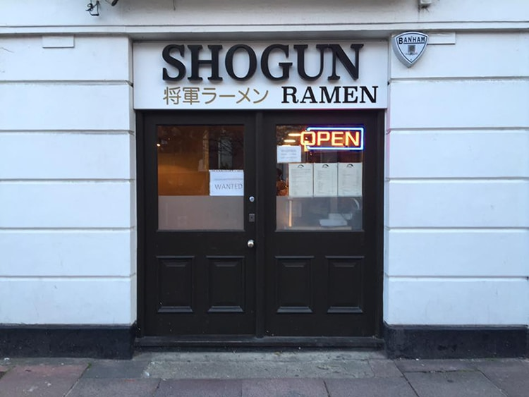 Shogun Ramen, Restaurant, Brighton