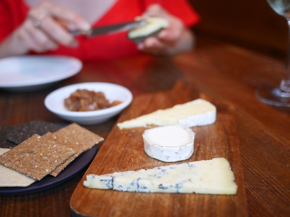 Cheese at Isaac At