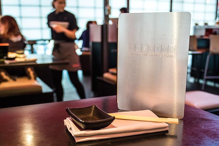Moshimo, Japanese Restaurant, Brighton, Vegan Review, Menu
