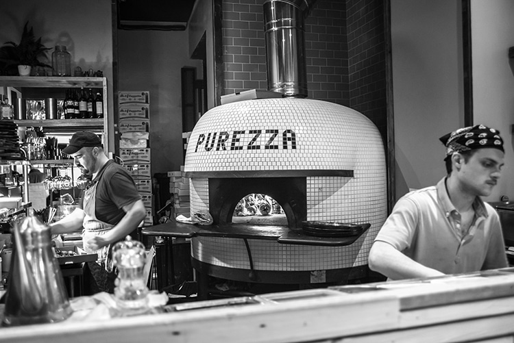 Purezza Review, Restaurant, Brighton, Italian, Vegan