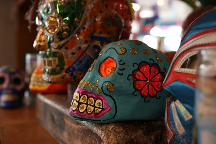 La Choza Brighton - La Choza Mexican Wrestling Masks
