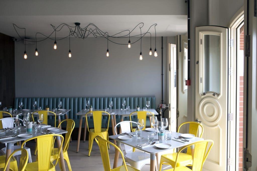 Restaurants Near Brighton Co