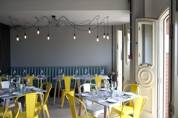 Murmur Restaurant Brighton - Interior