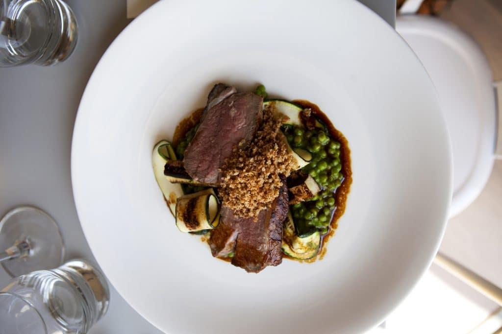Main sih at Murmur Restaurant, Brighton