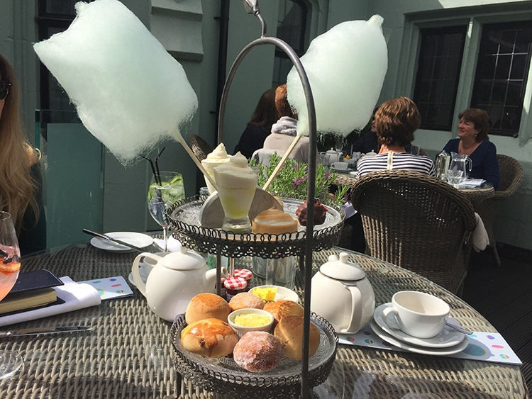 Afternoon Tea Review, Hotel Du Vin, Brighton