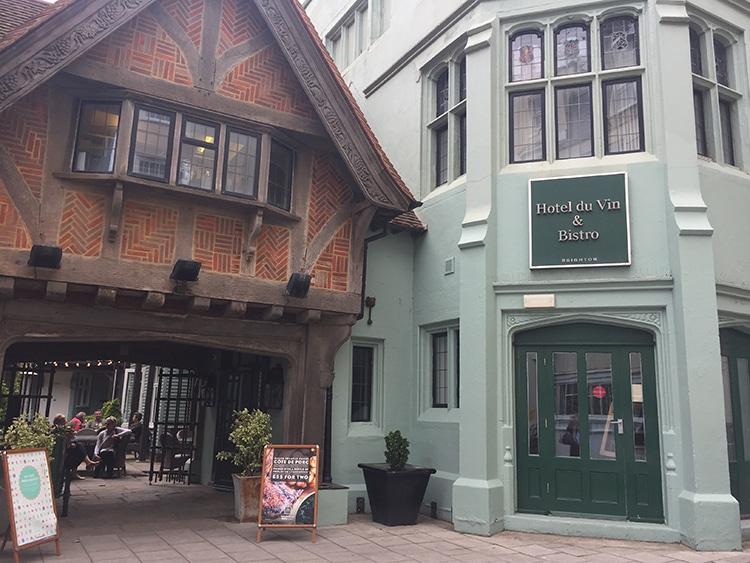 Hotel Du Vin Afternoon Tea Review