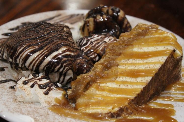 desserts at al duomo
