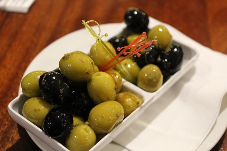 olives at al duomo