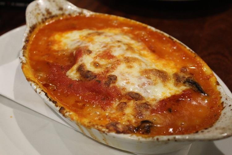 parmigiana at al duomo