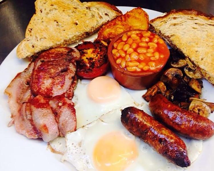 The Best Breakfast in Brighton - Kensingtons Cafe, Breakfast, Brighton