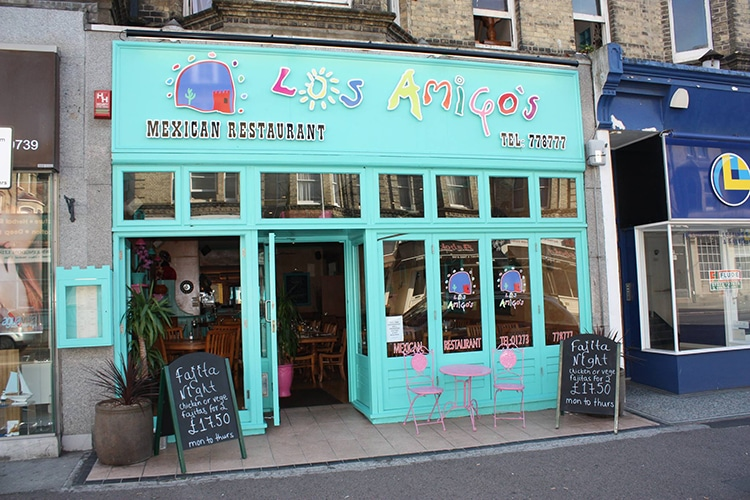 Los Amigos, Mexican Restaurant, Hove - Mexican Restaurant Brighton