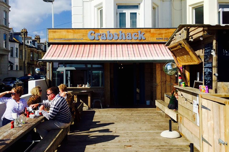 The CrabShack, Worthing, Sussex restaurant - Worthing Restaurants