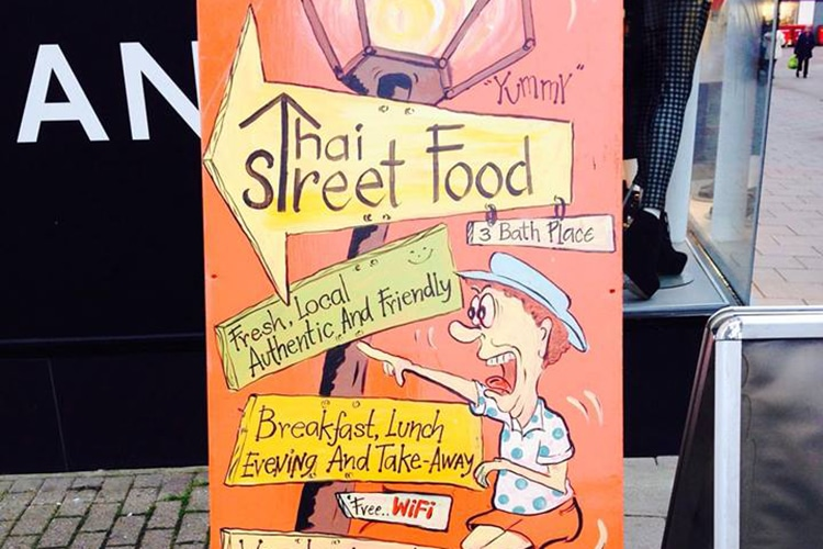 Street Food Thai, Worthing restaurant, Sussex - Worthing Restaurants