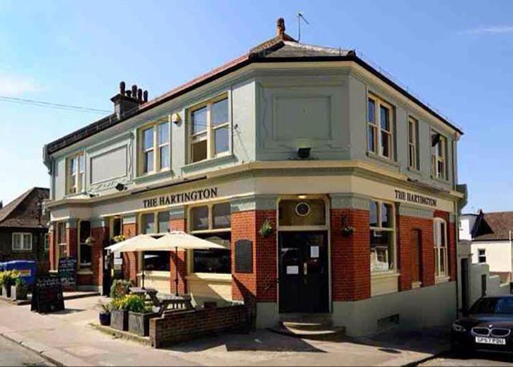 The Hartington, Hanover pub, food pub, Brighton, Gastro Pubs Brighton