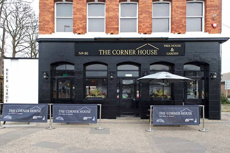 The Corner House, Worthing food pub, Sussex - Worthing Restaurants v