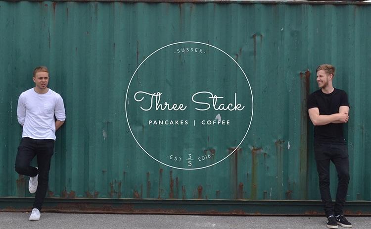 Three Stack Brighton, Pancakes