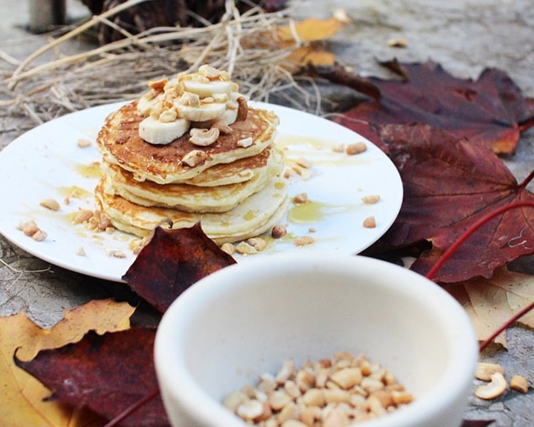Three Stack, Brighton, Pancakes