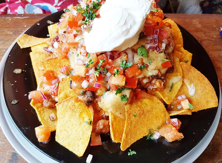Campfire Nachos, The Revelator, Brighton, Food Pub