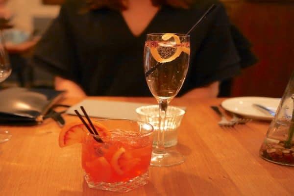 cocktails to start at semolina