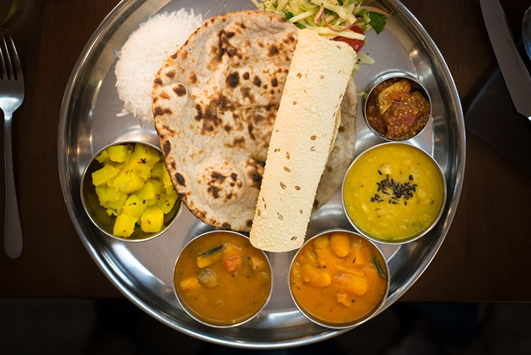 Thali, Review, Restaurant, Brighton