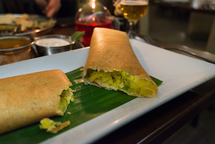 Dosa, Indian Summer, Review, Restaurant, Brighton