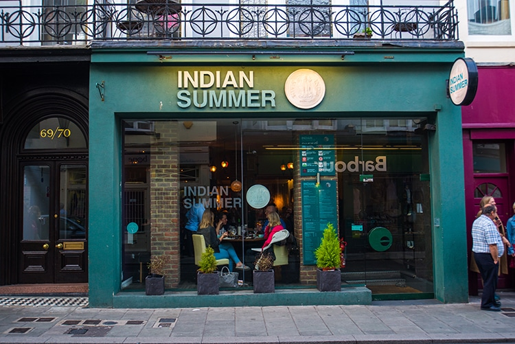 Indian Summer, Review, Restaurant, Brighton