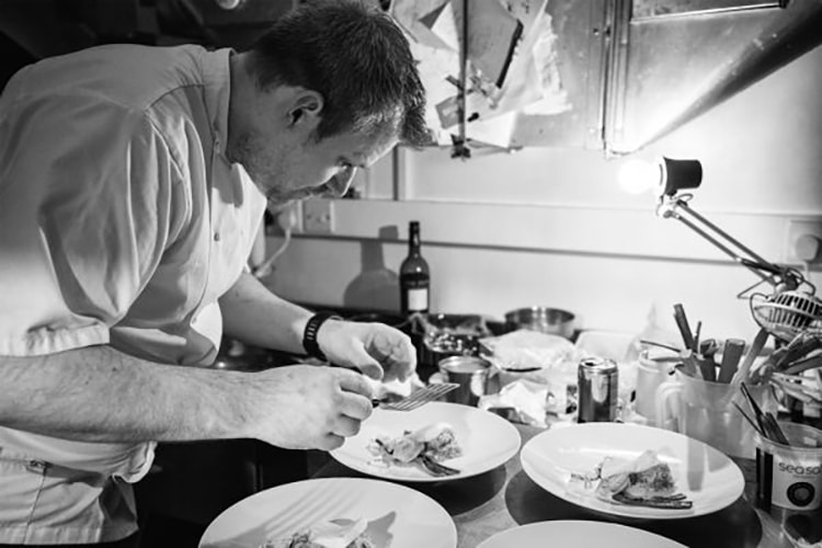 Little Fish Market - Best Restaurant Brighton. Brighton Restaurant Awards