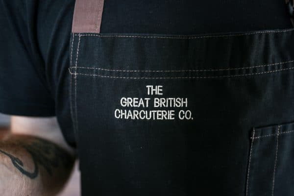 The Great British Charcuterie - apron