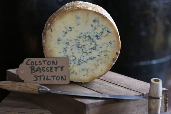 Stilton Cheese - Great British Charcuterie