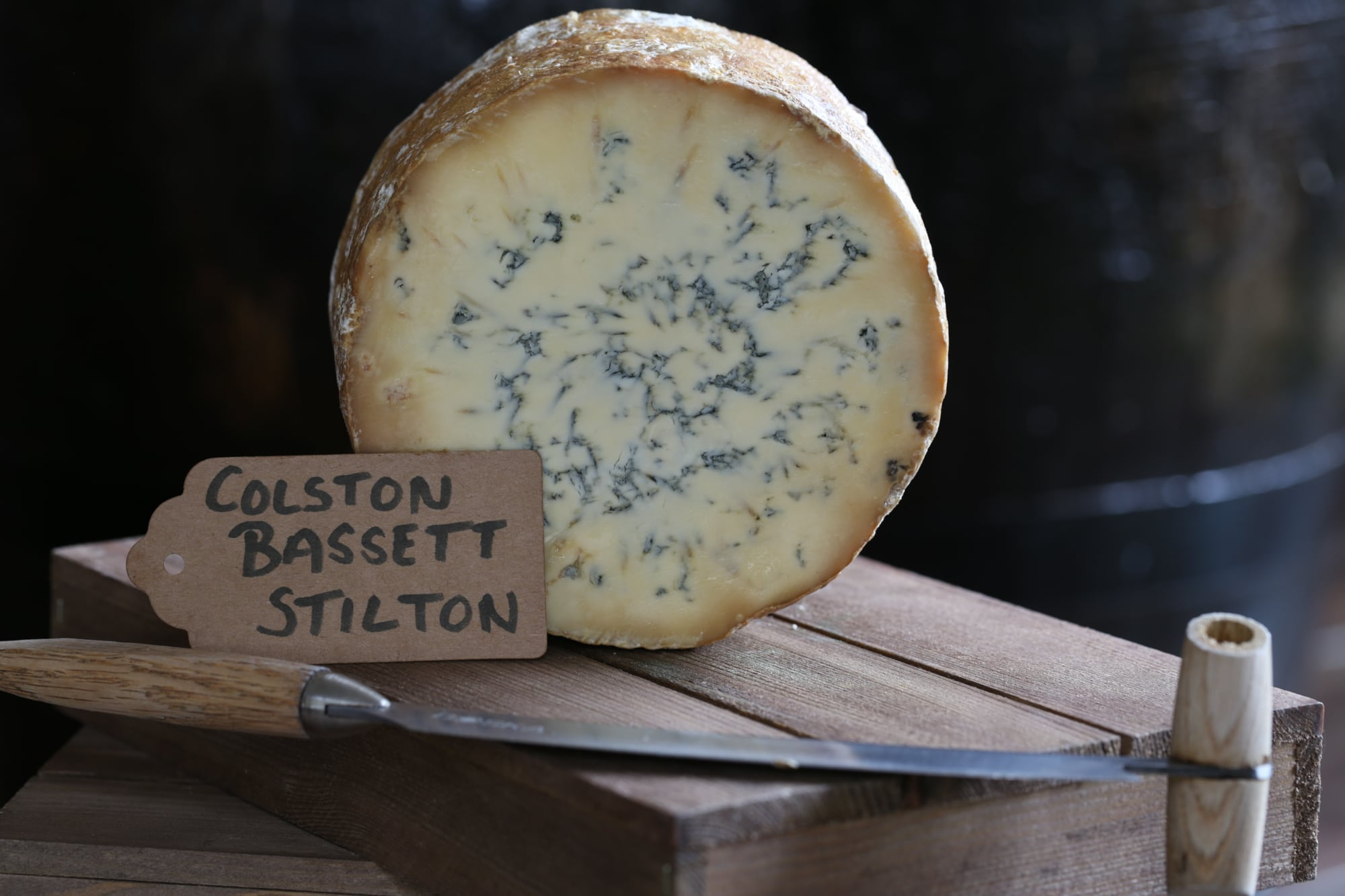 Stilton Cheese - Great British Charcuterie