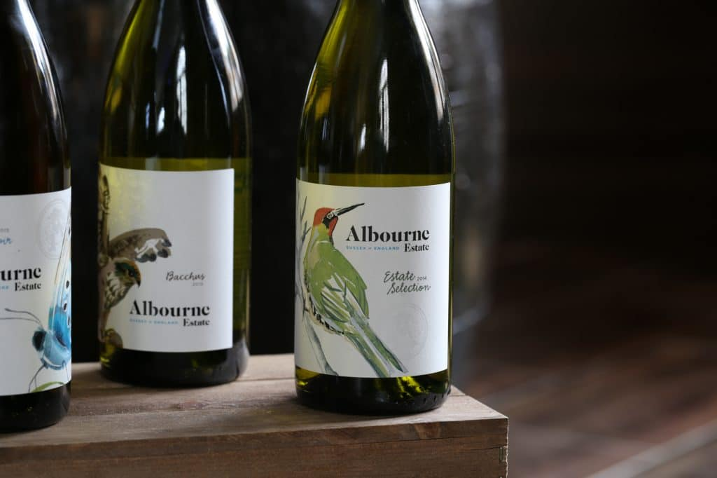Albourne wine estate - Great British Charcuterie