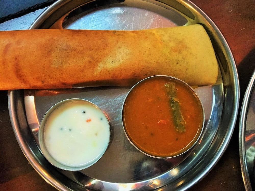 Indian summer Brighton Food
