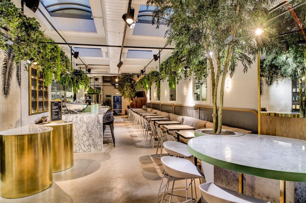 Redroaster in Brighton, coffee, cafe, Matt Gillan, Kemptow