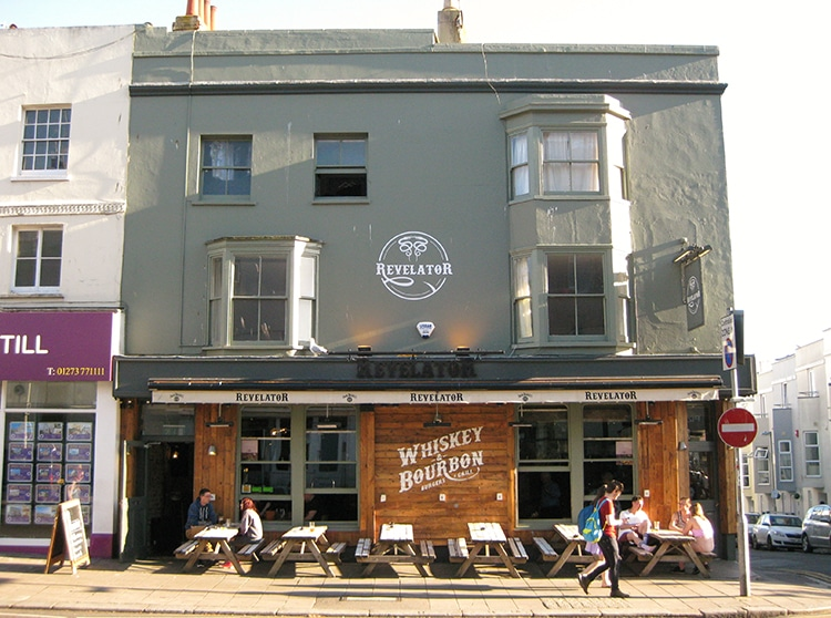 The Revelator, Brighton, Food Pub