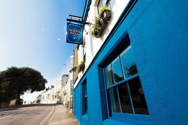 The West Hill Tavern, Brighton food pub