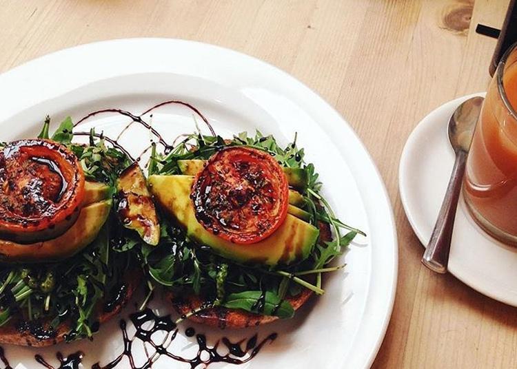 Wai Kika Moo Kau, vegan breakfast, Brighton cafe, North Laine