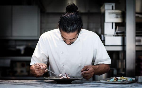 Chef Matt Gillan, Pike & Pine, Brighton Restaurant, Kemptown