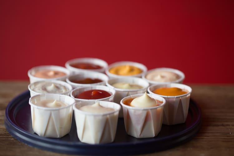 dips at befries