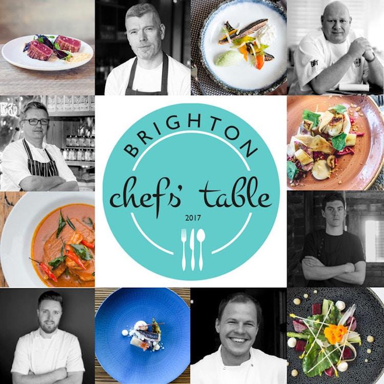 Brighton Chef's Table