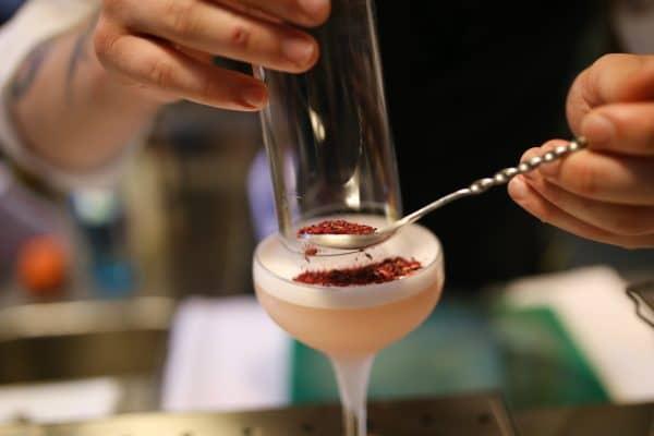 cocktails brighton. Brighton restaurant awards. Hotel Du Vin