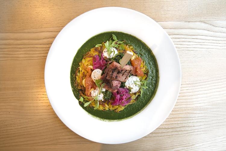 Terre à Terre, Vegan review, vegetarian restaurant, Brighton