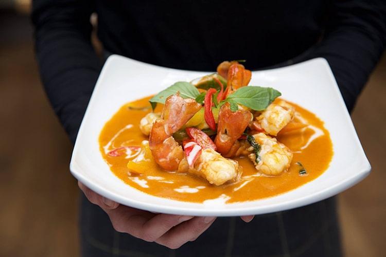 Giggling Squid Hove, Brighton, Thai restaurant, The Lanes,