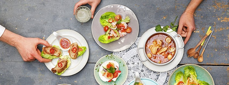 Giggling Squid Thai, Brighton restaurant, Thai food, sharing