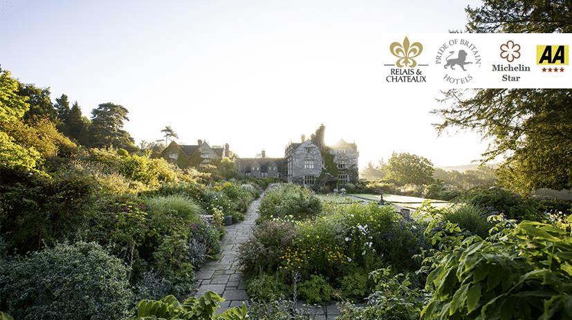 Gravetye Manor - Best East Sussex Restaurants