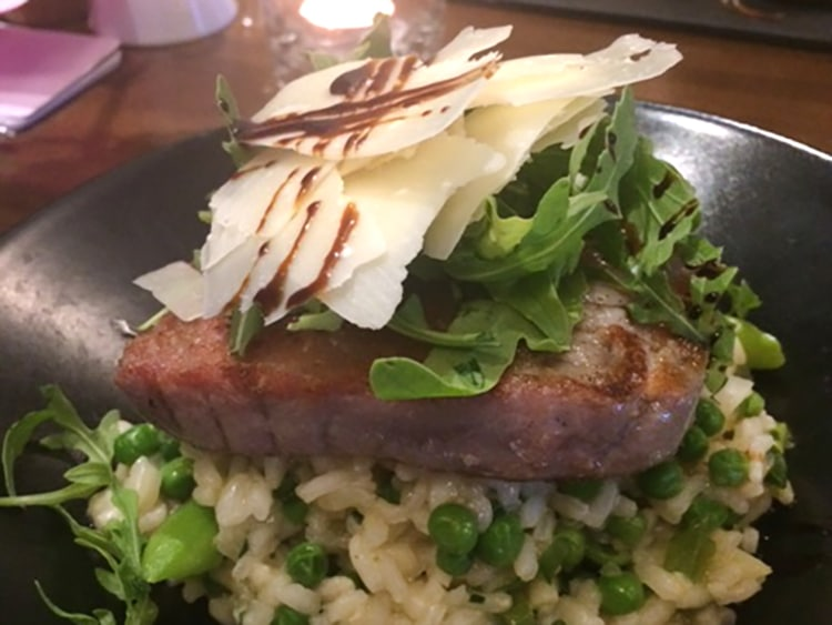 Chambers Bistro, Shoreham by sea, food review, restaurant