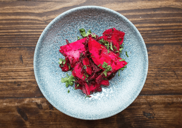 Beetroot - Lost in the Lanes, Brighton