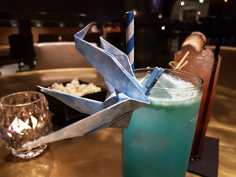 Merkaba, My Seagull cocktail, Brighton, bar, drinks