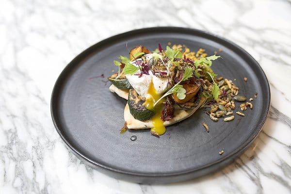breakfast, brunch, egg, Redroaster, vegetables, cafe, Brighton