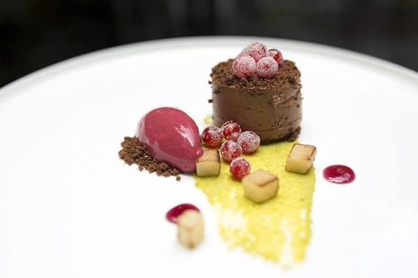 dessert, Redroaster, cafe, Brighton, chocolate