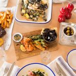 West Beach Bar & Kitchen food, Lunch in Brighton and Hove